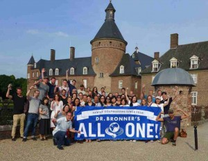 Dr. Bronner's All-One web